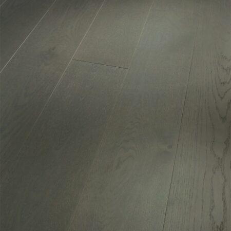 1601487 Eg Gråbrun Natur xl planke. Viser gulvstruktur