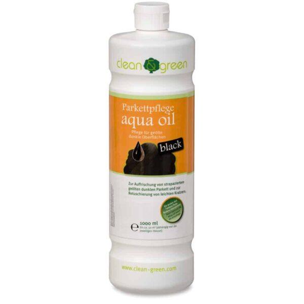 409473 Træpleje aqua olie sort
