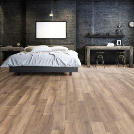 A14 eg romersk brun planke
