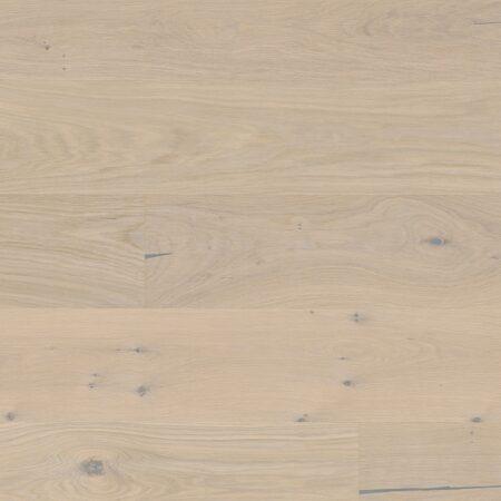 Lesina trægulv hvid matlak