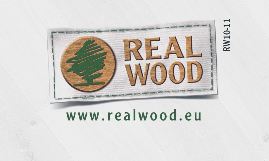 Realwood logo