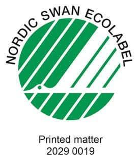 Nordisk svanemærke label